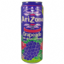 Arizona Grapeade Fruit Juice Cocktail
